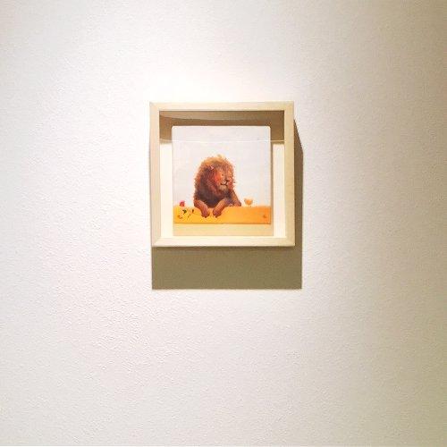 アートのある暮らし<4>アート購入体験記