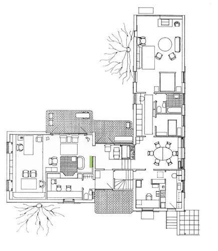フィン・ユール邸からモダン住宅を考える