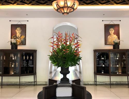 バンコク五つ星ホテルレポート④