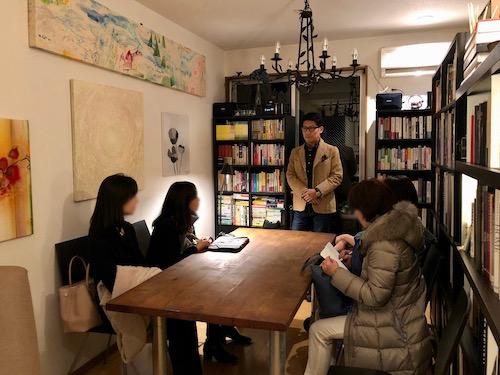 アートの基礎を1日で学ぶ講座を開催しました