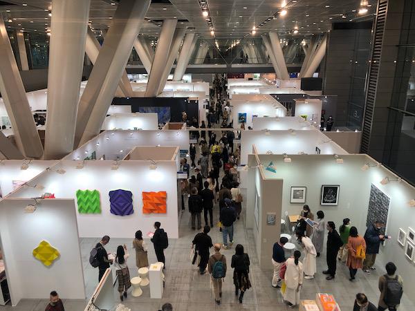 2年ぶりのアートフェア東京とアートライフのワンデーセミナー